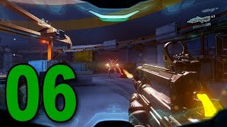 Halo 5: Guardians - Mission 6 - Evacuation (Let's Play / Walkthrough / Gameplay)