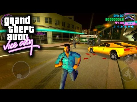 GTA Vice City PS4 HD Gameplay: Easter Eggs, Missions & Fun! (GTA Vice City PS4 Gameplay)