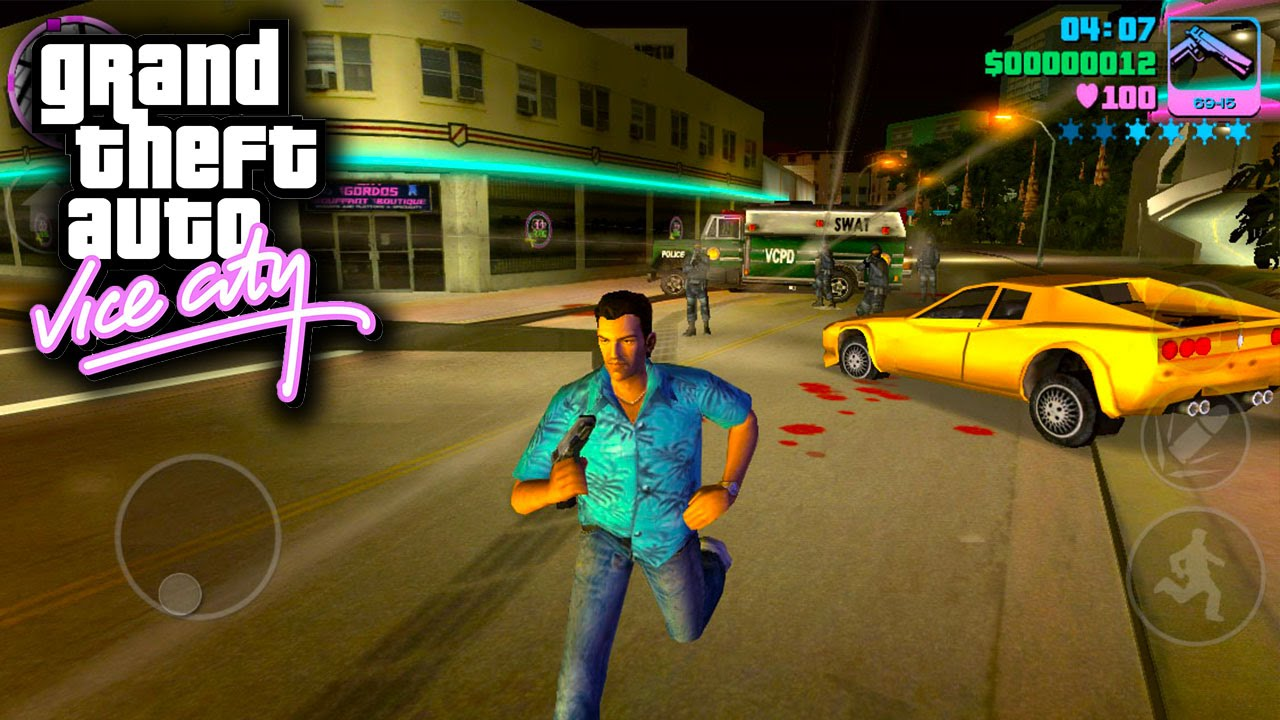 gta vice city ps4 hd gameplay easter eggs missions amp fun gta vice city ps4 gameplay   youtube
