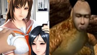 9 Craziest Japanese Video Games (Feat. Tats)