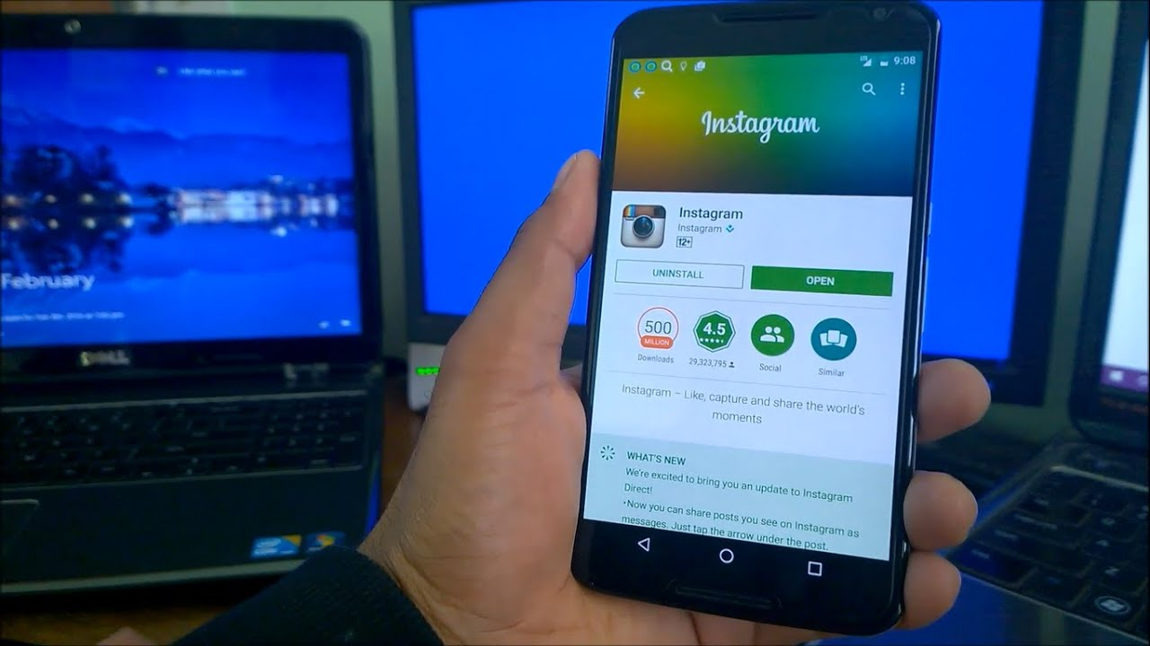 How to add multiple instagram accounts in android youtube how to add multiple instagram accounts in android ccuart Gallery