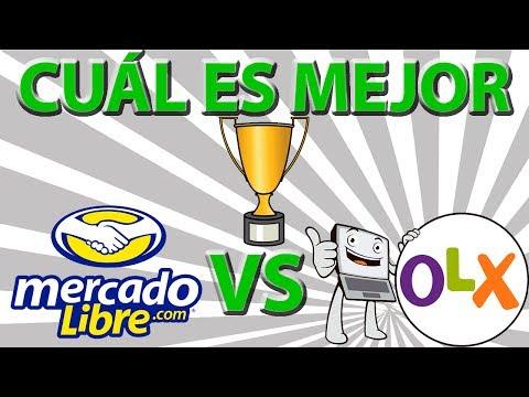 MercadoLibre VS OLX ¿Cuál es mejor? (MIRA ESTO)