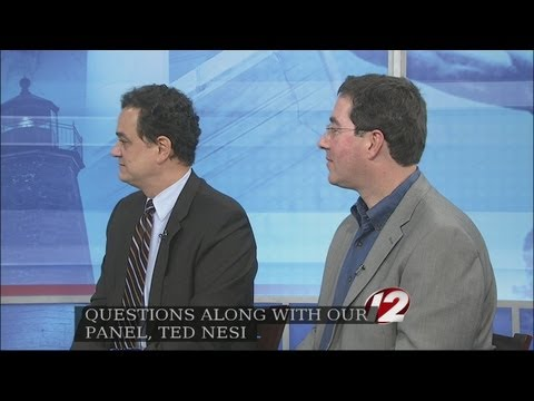 Newsmakers 10/21/2012: Gordon Fox vs. Mark Binder debate