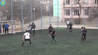 ЛЛФ 2020 Весна Видео обзор матча AISAR Улан Лига С 1 1 тур 21 03 2021