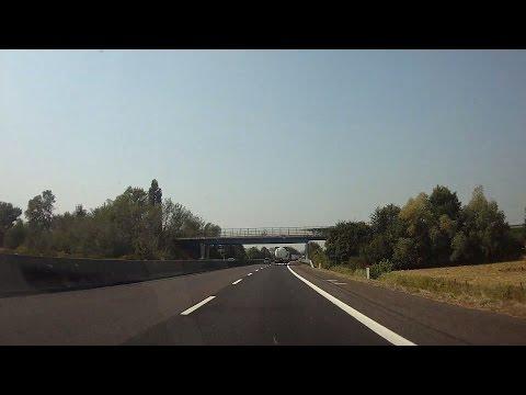 A13 Padova - Bologna / Italy