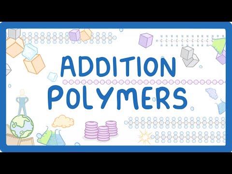 GCSE Chemistry - Addition Polymers & Polymerisation #67