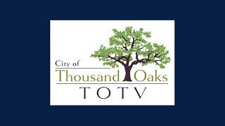 November 13, 2018 - Special City Council Meeting - City of Thousand Oaks
