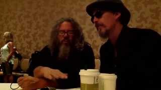 Interview With Mark Boone Junior & Tommy Flanagan From Sons of Anarchy at Comic-Con 2014 Thumbnail