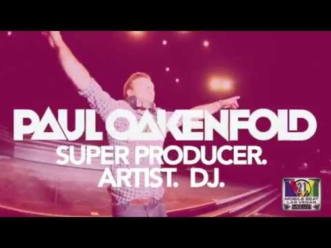 #MBLV21 | Paul Oakenfold - Performing And Presenting At Mobile Beat Las Vegas