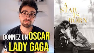 A STAR IS BORN | Critique à chaud (spoilers à 7:30)
