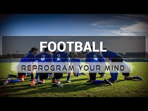 Football affirmations mp3 music audio - Law of attraction - Hypnosis - Subliminal