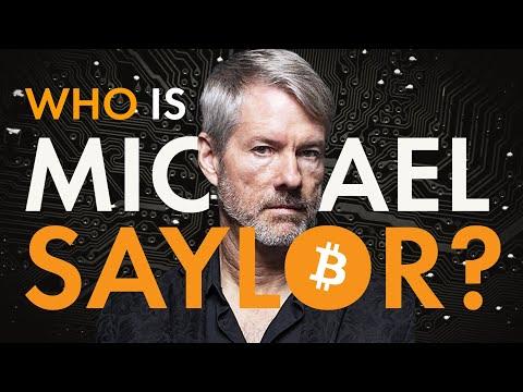 Who Is Michael Saylor?