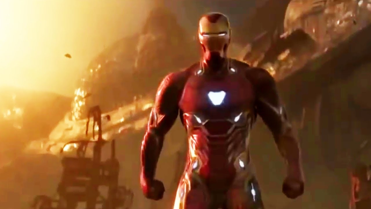 Download AVENGERS INFINITY WAR - Iron man - One Way New Tv Spot (2018)