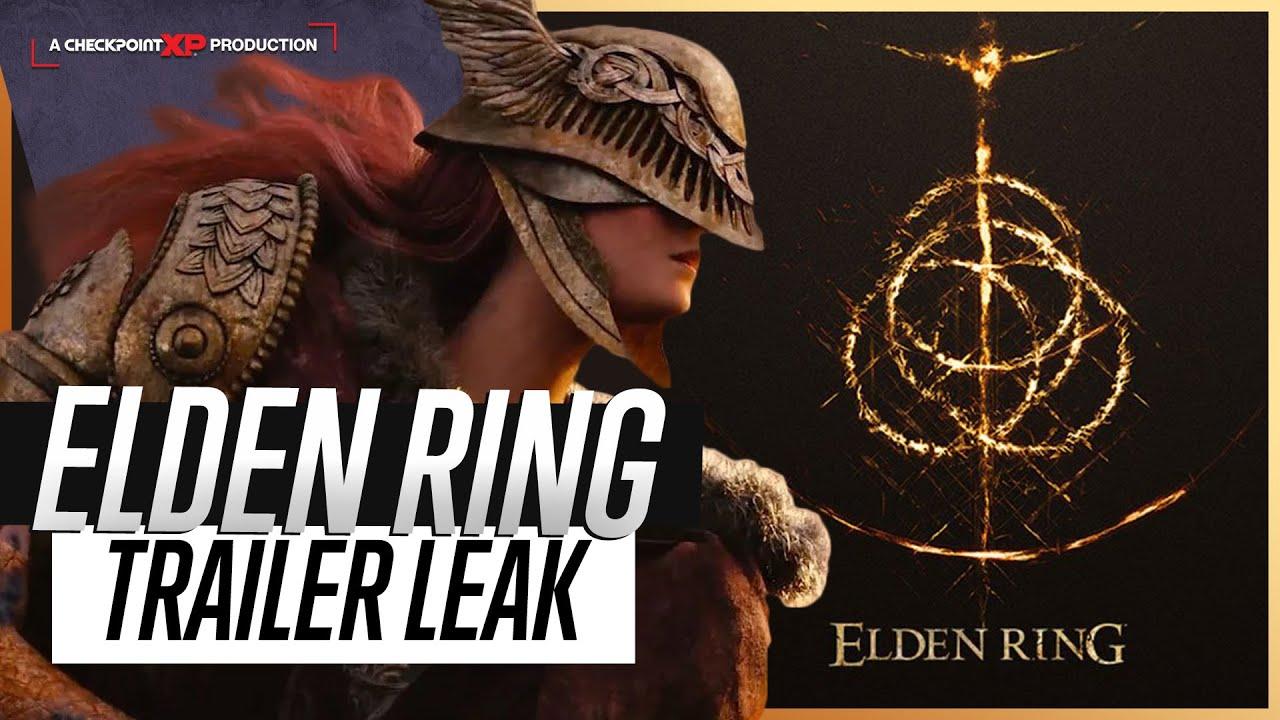 Elden Ring Trailer Leak - Gameplay Trailer & Possible Showcase Reveal