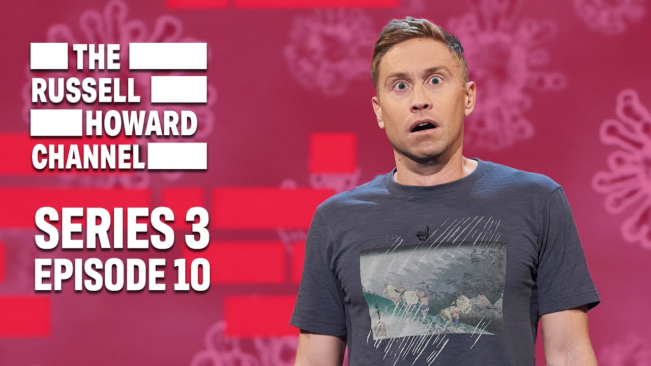 The Russell Howard Hour Series 3 Episode 10 Full Episode Youtube