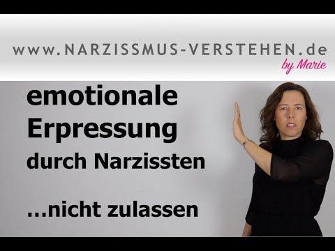 Emotionale erpressung narzisstische mutter