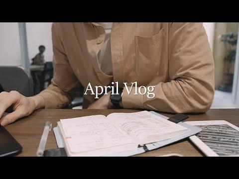 TÂM SỰ VỀ THÁNG 4 - một tháng không vlog, blog và instagram