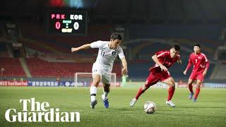 'It was like war': North Korea v South Korea ends in goalless draw