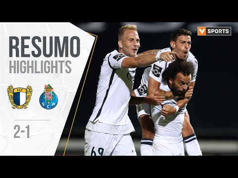 Famalicao FC Porto Goals And Highlights
