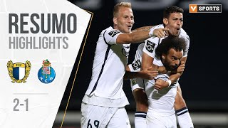 Highlights   Resumo: Famalicão 2-1 Fc Porto Liga 19/20 #25