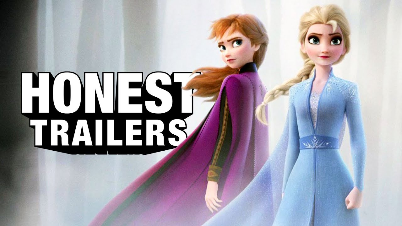 Honest Trailers | Frozen 2