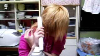 Repeat youtube video かっこいい髪型つくってみた