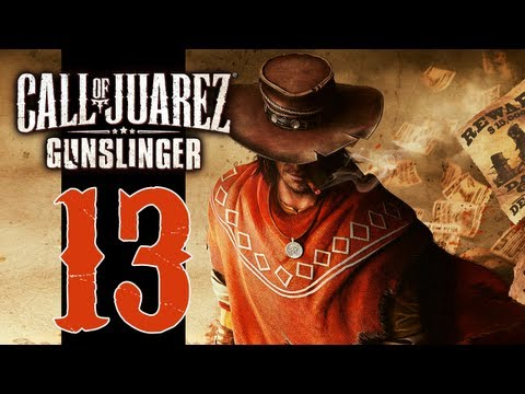 Let's Play Call Of Juarez Gunslinger - EP13 - Jesse James |