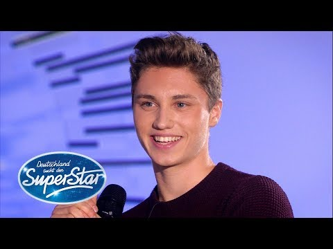 "DSDS 2019 | Valentin Mehinagic mit ""Blame It On Me"" von George Ezra"