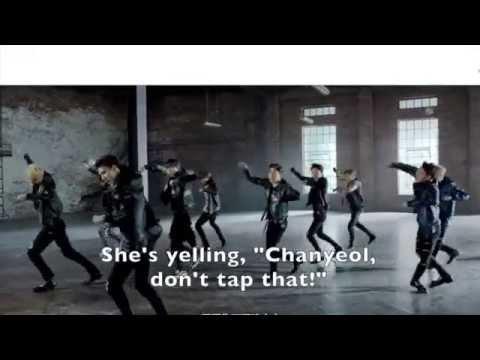 EXO - Call Me Baby (Chinese) Misheard Lyrics