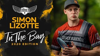 Simon Lizotte in The Bag 2020 - Discmania