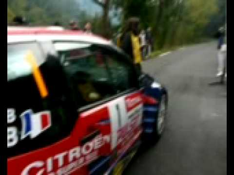 seb sev loeb rallye du var 2008 c2 super 1600 ph sport youtube. Black Bedroom Furniture Sets. Home Design Ideas