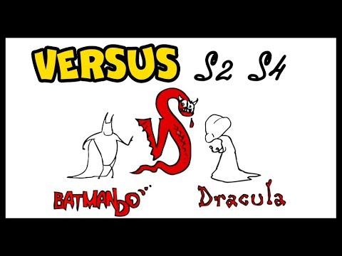 VERSUS - Batmando vs Dracula