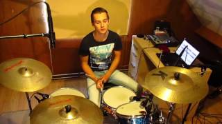 Kensington - Do I Ever drum cover Niels