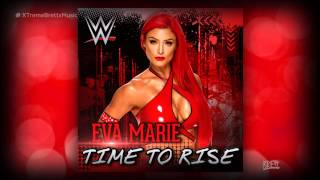"WWE NXT: ""Time To Rise"" [iTunes Release] by CFO$ ► Eva Marie Theme Song"