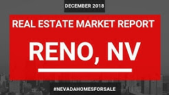Reno Real Estate Market Report December 2018 | Nevada Homes for Sale