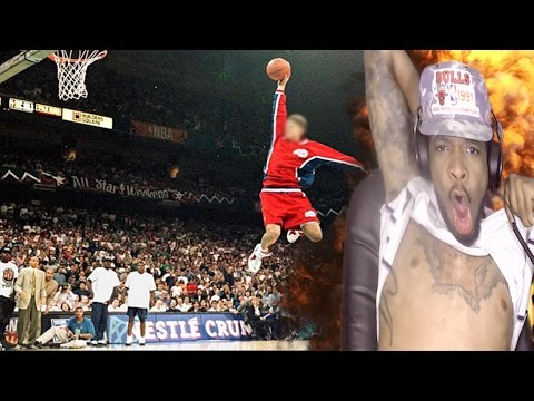HOW HAVE I NEVER HEARD OF THIS GUY?! TOP 10 LONGEST DUNKS OF ALL TIME REACTION!