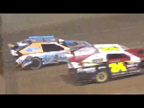 IMCA Sportmod Feature Luxemburg Speedway Luxemburg Wisconsin 5/12/17