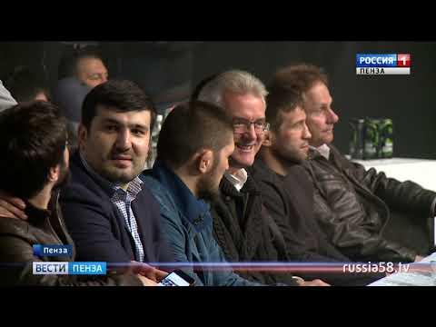 Хабиб Нурмагомедов посетил турнир по смешанным боевым единоборствам в Пензе
