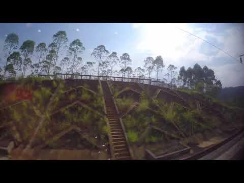 Train Ride Shenzhen to Guilin