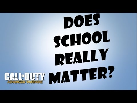 Does School Really Matter?