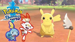 Pokémon Sword - New Stuff and Derpgull
