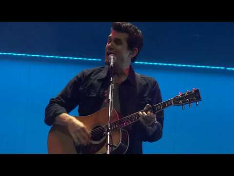 John Mayer - Carry Me Away (Sacramento - 09/17/19)