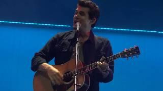 John Mayer - Carry Me Away (Sacramento - 09/17/19)