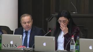 Կառավարությունում Աղվան Հովսեփյանն ու Արփինե Հովհաննիսյանը վիճեցին