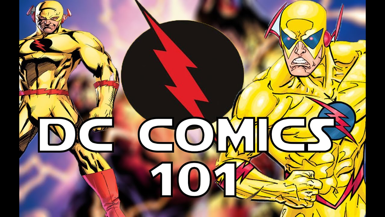 dc comics reverse flash and zoom who is who youtube