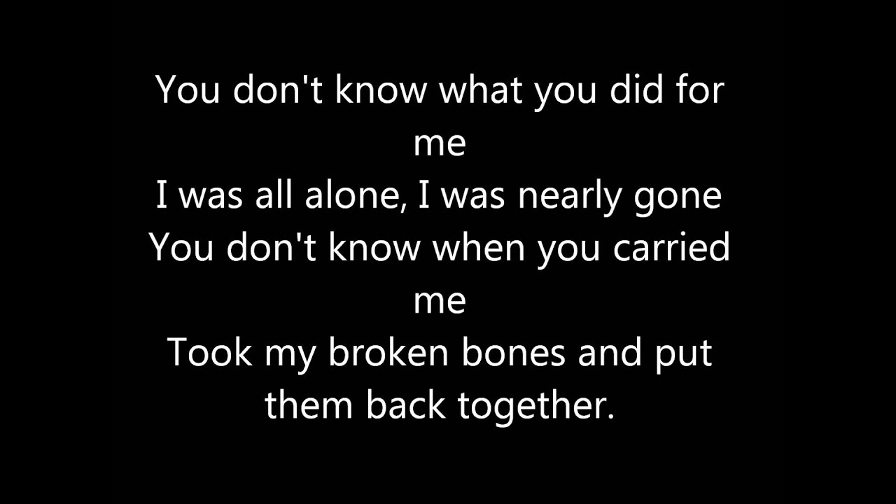 You Don T Know Will Young Lyrics