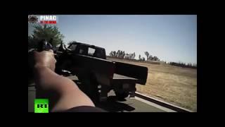 الولايات المتحدة.. مقتل شاب أبيض أعزل برصاص الشرطة (فيديو)