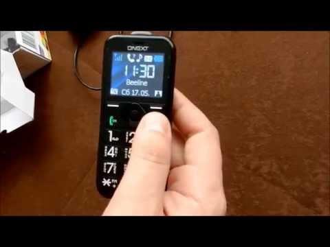 Обзор Onext Care Phone 4