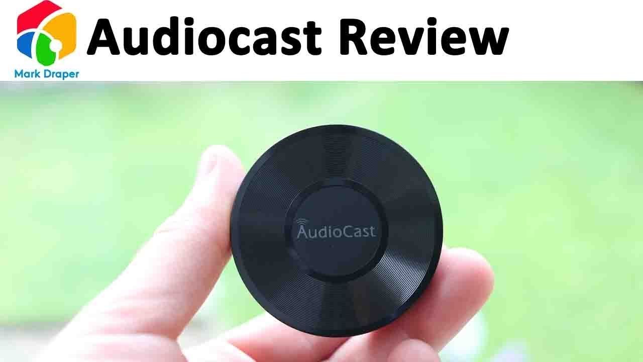 AudioCast Review - Add multi room streaming to existing speakers