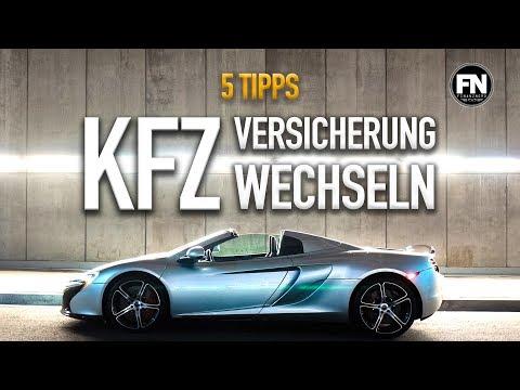 5 Tipps:  KFZ Versicherung Wechseln 2019 2020 | KFZ Versicherung Kündigen Und Wechseln 2020